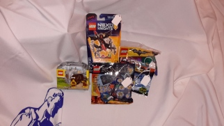 Assorted Lego Sets